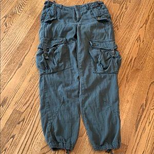 Da-Nang Cotton Cargo Pant Size M